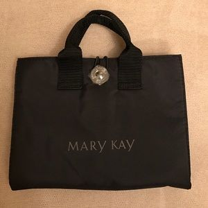 Mary Kay Make Up bag and brush holder