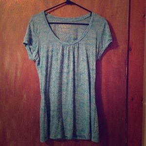 Maurice's Sheer Top Size Large
