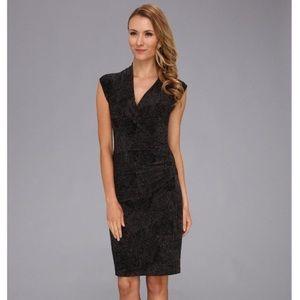 Norma Kamali Dresses & Skirts - KAMALIKULTURE Cap Sleeve Side Draped Dress XS
