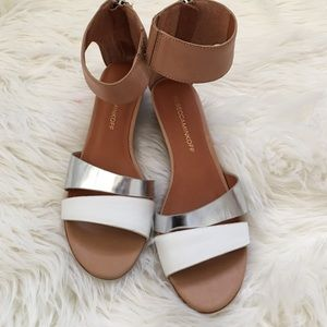 ✨SALE✨Rebecca Minkoff Ankle Strap Wedges