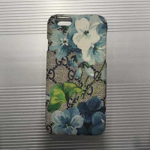 gucci blue phone case