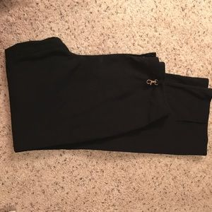 Spiegel black trousers