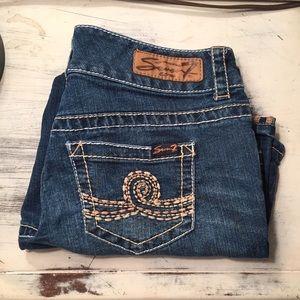 Seven7 Pants - Seven 7 Jean Shorts