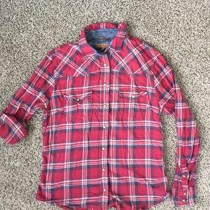 Jachs Tops - Super cute flannel