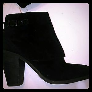 Jessica Simpson Shoes - Jessica Simpson. Short Black Boot ankle bootie