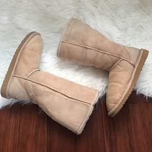 UGG Shoes -   UGG   Classic Tall Sand Color