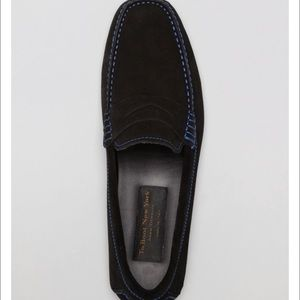 To Boot Other - To Boot New York - Ashton Contrast-Stitch Suede