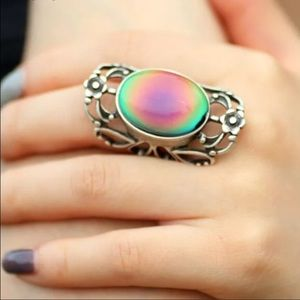 Jewelry - GORGEOUS MOOD STATEMENT RING