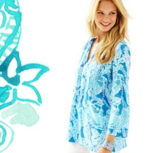 NWT Lilly Pulitzer Tunic.