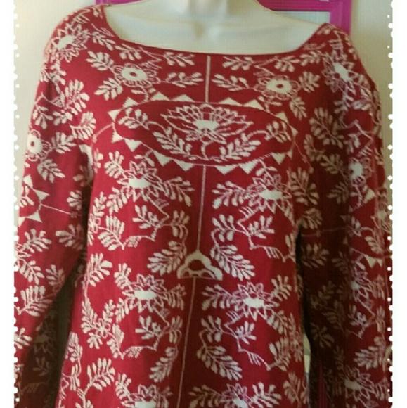 2abf6398 Oleana of Norway Espeland Wool Silk Sweater. M_588e6d177f0a05e9af01e1fe
