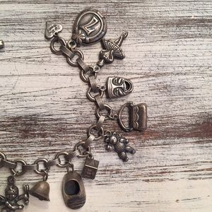 Top Shelf Jewelry Jewelry - Nostalgic Toy Charm Bracelet