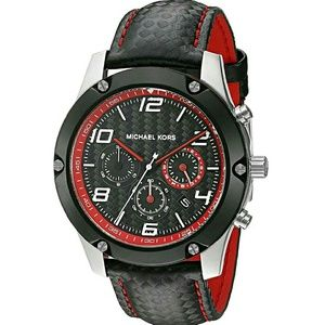 Michael Kors  Other - NWT Michael Kors Caine Chronograph watch