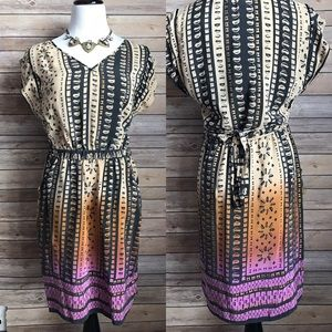 Charlie Jade Dresses & Skirts - Charlie Jade Aztec print dress