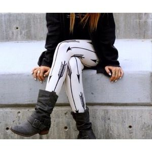 Salt City Emporium Pants - Salt city Emporium arrow leggings