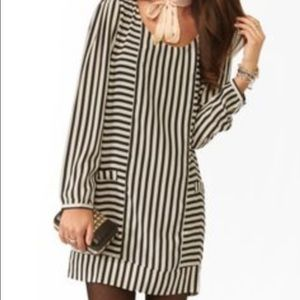 Forever 21 Dresses & Skirts - Forever 21 stripe dress