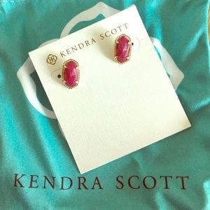Kendra Scott Ellie Stud Earrings NWT