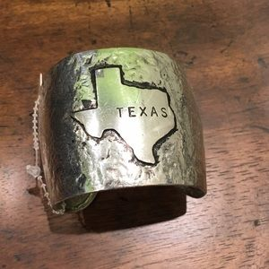 Distressed Texas Cuff!