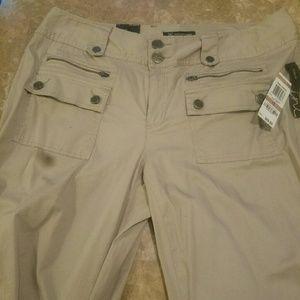 INC Women's crop pants
