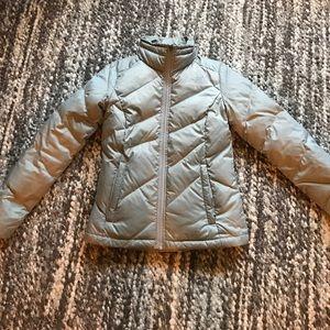 Women's Silver NorthFace XS Jacket