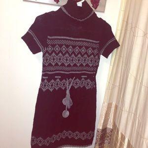 Energie Dresses & Skirts - Short Sleeve Sweater Dress