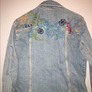 Chico's Jackets & Coats - Chico's Denim Jean Jacket sz Medium 1