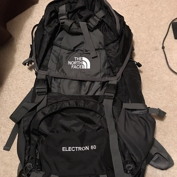 5d8f300b2 The North Face Electron 60 Hiking Backpack