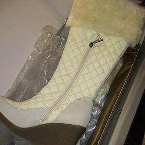 Colin Stuart Shoes - Colin Stuart winter boots size 6