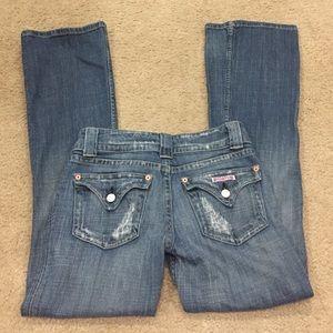 Hudson Jeans Denim - 🎀Hudson distressed on trend flare leg sz 29