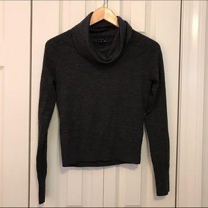 Theory Sweaters - Theory Wool Cowl Neck Sweater