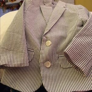 Other - 🔵5 for $20            Boys pinstripe Suit 3T