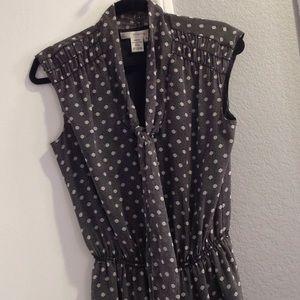 Studio M Dresses & Skirts - Pretty and flowy polka dot dress- Studio M size S