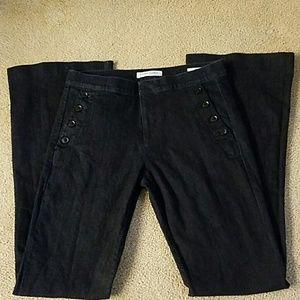 """""""Sailor"""" trouser jeans"""
