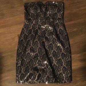 Bisou Bisou Dresses & Skirts - Strapless dress