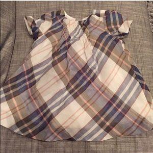 Zara Other - 🎉Host Pick🎉 Zara baby girl plaid dress