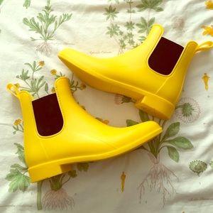 J. Crew Shoes - J. Crew Chelsea Rainboots