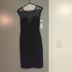 Jump Girl Dresses & Skirts - Size 1/2 Brand New sheer back LBD 🌹🌹🌹🌹❤️❤️🌹🌹