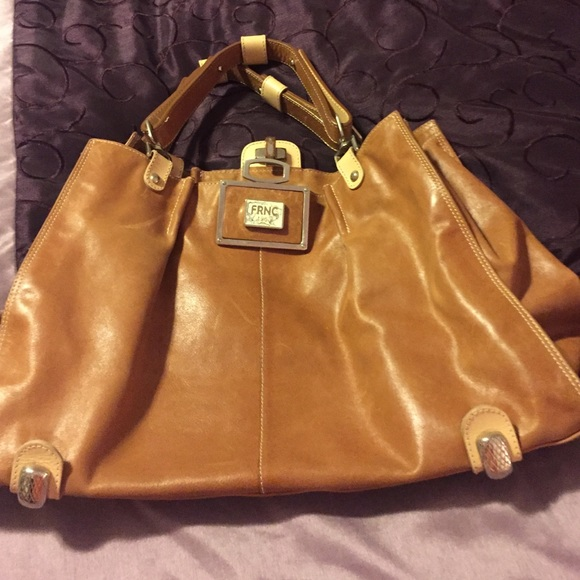 01ec8af90d FRNC Handbags - Brown bag purchased in Italy 🇮🇹 with dustbag