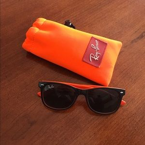 Ray-Ban Other - Kids ray-ban sunglasses!