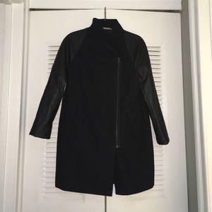 Black JCrew coat