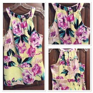 Ann Taylor Tops - Gorgeous Ann Taylor floral blouse