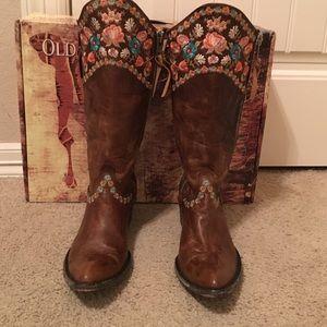"""Old Gringo Shoes - Old Gringo Gaylarazz 13"""" Boots"""