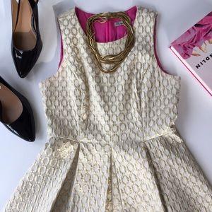 Eliza J Dresses & Skirts - Eliza J • Gold party dress