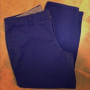 jcpenney Pants - Blue Dress Capris