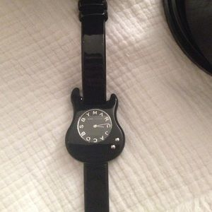Marc by Marc Jacobs guitar watch