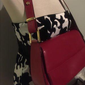 Fratelli Rossetti Handbags - Red Rossini Pocketbook /Purse