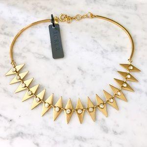 J. Crew Jewelry - NWT J. Crew Gold Necklace