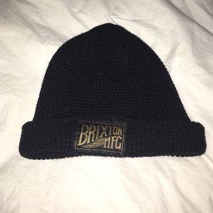 Brixton Accessories - brixton logo knit beanie