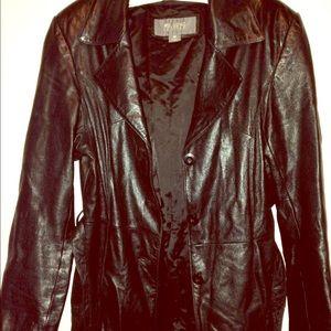 Wilsons Leather Jackets & Blazers - Wilson leather 100% genuine leather coat