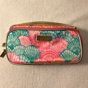 Lilly Pulitzer cosmetic bag - brand new!