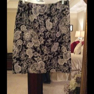 Dresses & Skirts - Ralph Lauren paisley skirt